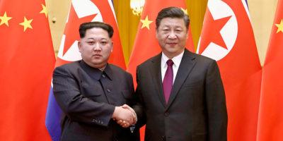 Kim Jong-un ha incontrato Xi Jinping a Pechino