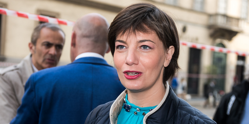 L'eurodeputata Lara Comi: