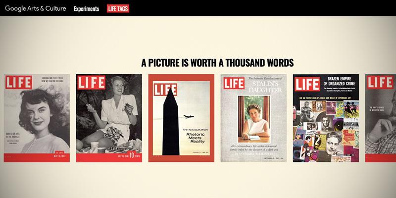Un'intelligenza artificiale di Google ha catalogato milioni di fotografie della rivista Life - Il Post