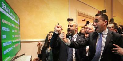 Il Movimento 5 Stelle ha eletto troppi parlamentari