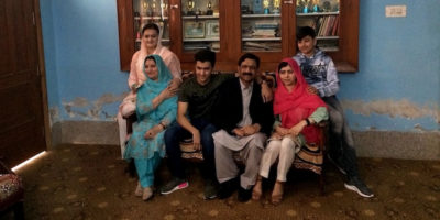 Malala Yousafzai è tornata nella città in cui le spararono