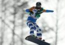 Manuel Pozzerle ha vinto la medaglia d'argento nello snowboard alle Paralimpiadi invernali
