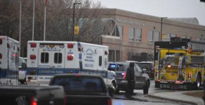 Uno studente ha sparato in un liceo nel Maryland, ferendo due persone prima di essere ucciso da una guardia armata