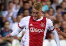 Matthijs de Ligt, capitano dell'Ajax a 18 anni