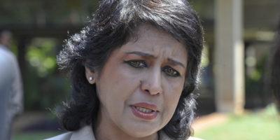 Si dimette l'unica donna a capo di uno stato africano