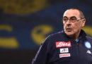 La risposta sessista dell'allenatore del Napoli a una giornalista