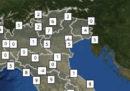 Le previsioni meteo per domani, sabato 3 marzo