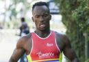 Il triatleta sudafricano Mhlengi Gwala è stato ferito gravemente con una sega mentre si allenava a Durban