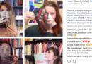 Libri per nasconderci la faccia