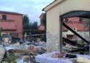 Stanotte c'è stata un'esplosione in un palazzo a Montalto di Castro (Viterbo): una persona è morta, un'altra è gravemente ferita