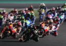 MotoGP: l'ordine di arrivo del Gran Premio del Qatar