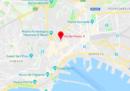 C'è stato un crollo in un cantiere nel centro storico di Napoli, quattro persone sono state ferite
