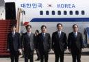 Due importanti funzionari sudcoreani sono partiti per la Corea del Nord: incontreranno Kim Jong-un