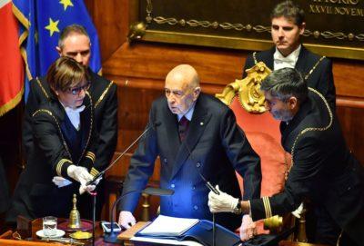 Giorgio Napolitano è stato operato al cuore dopo un malore