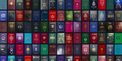 I passaporti più potenti del mondo, nel 2018