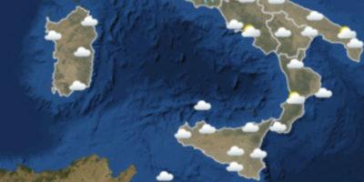 Il meteo in Italia per giovedì 15 marzo