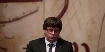 Puigdemont è stato arrestato in Germania