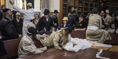 I grandi festeggiamenti del Purim