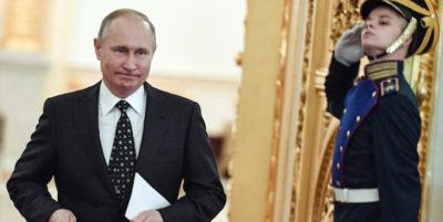 Una campagna elettorale diversa, in Russia