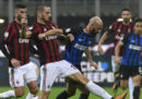 Il derby Milan-Inter della 27ª giornata di Serie A verrà recuperato mercoledì 4 aprile