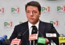 Renzi si dimette da segretario del PD