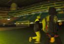 Il video di tre persone che si intrufolano a San Siro di notte