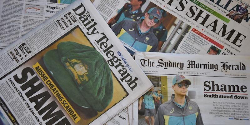 Australia partita fare