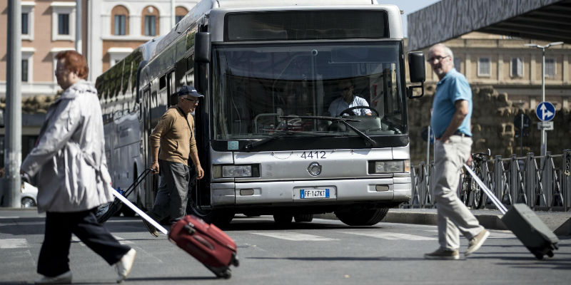 Il 22 marzo si fermano bus e metropolitane