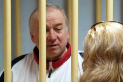 Identificati i responsabili dell'attacco col gas nervino all'ex spia russa Skripal
