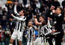 E ora tocca alla Juventus