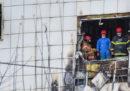 41 bambini sono morti nell'incendio nel centro commerciale in Siberia, dice la stampa russa