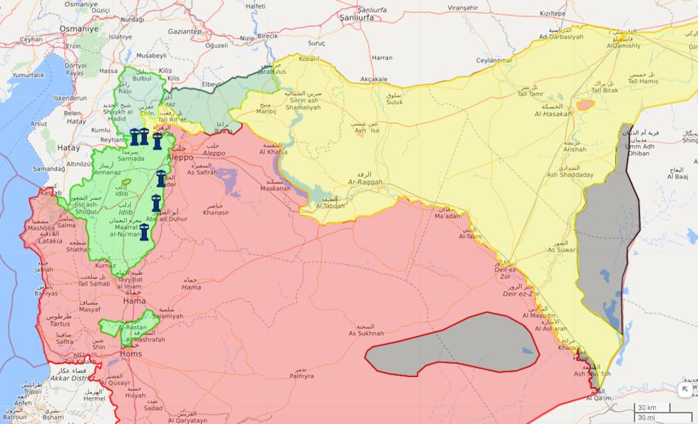 Siria: 80.000 civili lasciano Ghuta. Ong, raid su scuola-rifugio, 15 bambini uccisi