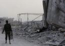 L'esercito siriano e i suoi alleati hanno riconquistato un terzo di Ghouta orientale, controllata dai ribelli