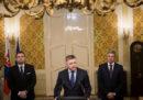 Il primo ministro slovacco Robert Fico si dimetterà in seguito all'omicidio del giornalista Ján Kuciak