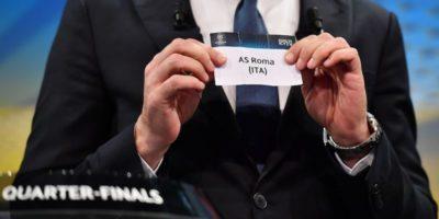 Le avversarie di Juventus e Roma ai quarti di Champions League