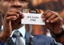 La Lazio giocherà contro il Salisburgo nei quarti di finale di Europa League
