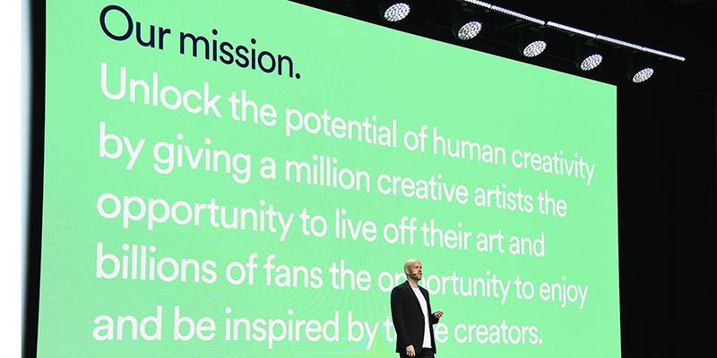 Spotify: nel mirino 2 milioni di utenti che bloccano le pubblicità