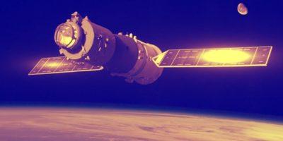 Dov'è adesso la stazione spaziale cinese
