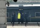 Kim Jong-un è andato in Cina in treno?