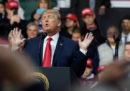 Trump ha detto che potrebbe bombardare la Siria «molto presto ma anche non così presto»
