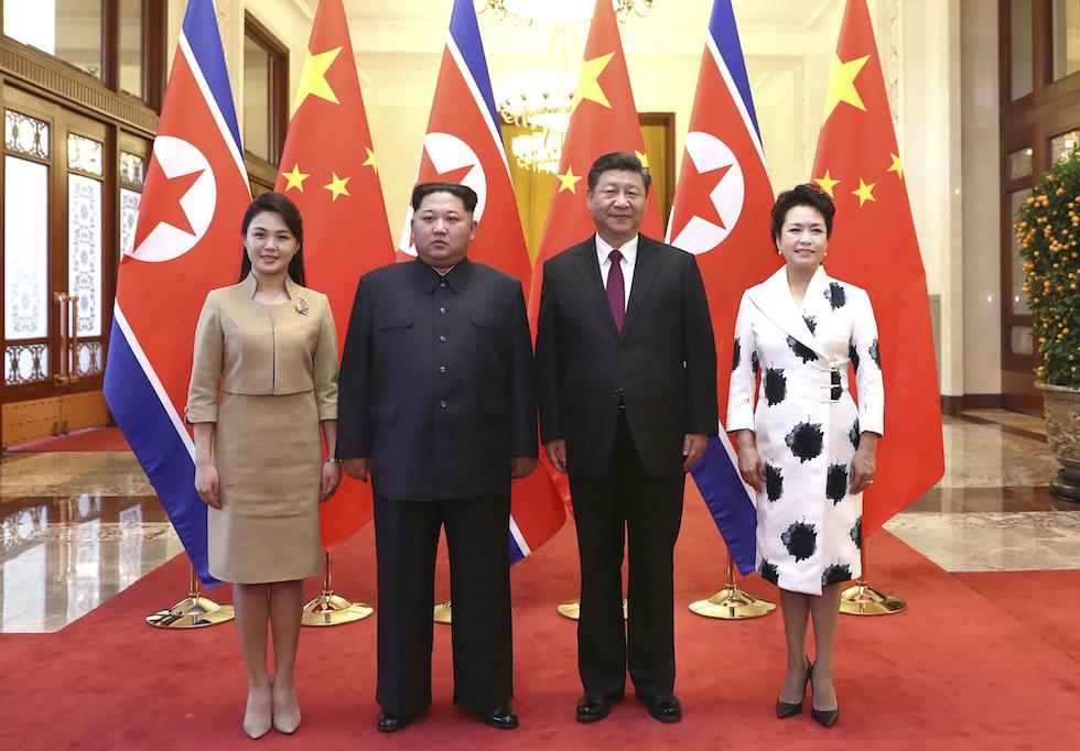 Kim Jong-un pacifista: