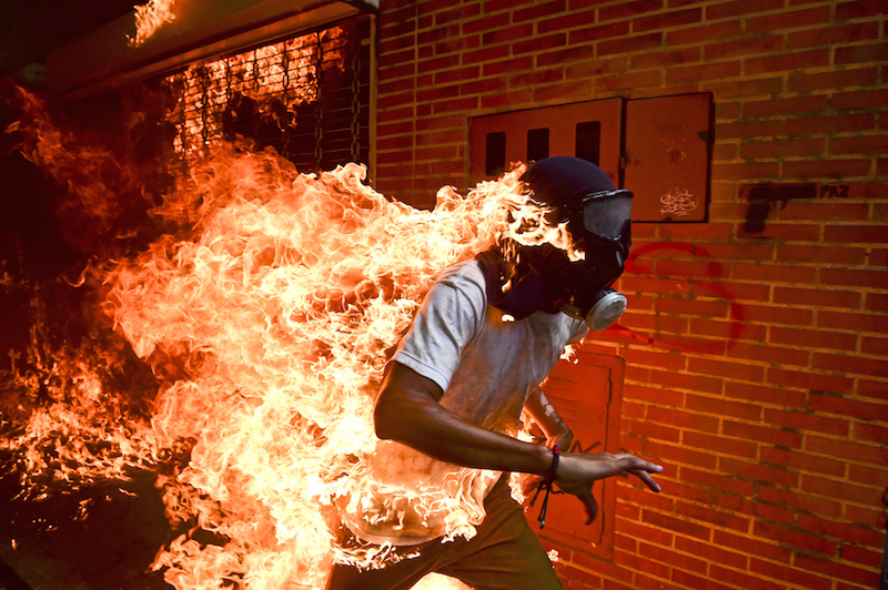 Il World Press Photo sceglie lo scatto dell'anno