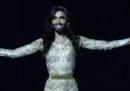 La cantante austriaca Conchita Wurst ha detto di essere positiva al virus dell'HIV