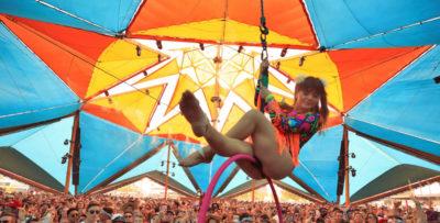 Beyoncé e gli altri nelle foto del Coachella
