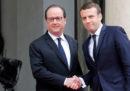 Hollande dice che avrebbe potuto battere Macron, se solo avesse voluto