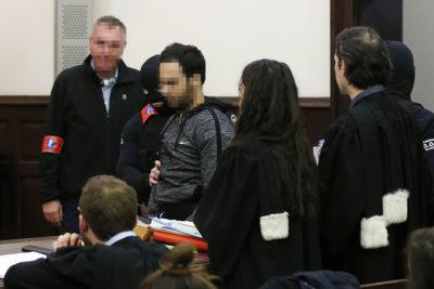 Salah condannato a 20 anni per la sparatoria al covo in Belgio