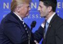 Paul Ryan, il Repubblicano più alto in grado al Congresso, lascerà il suo seggio