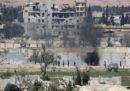 Gli Stati Uniti dicono che molto probabilmente l'attacco chimico a Douma è stato compiuto da Assad