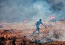 A Gaza ci sono nuove proteste di massa