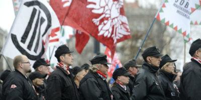 L'avanzata dell'estrema destra in Europa